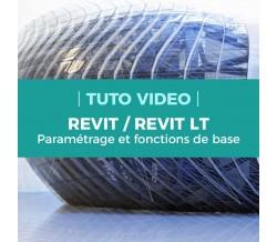 Paramétrage et fonctions de base - Revit LT