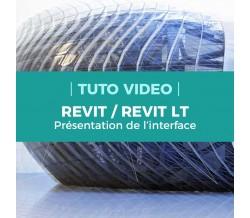 Présentation de l'interface - Revit LT