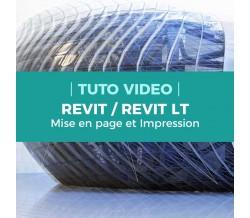 Mise en page et Impression - Revit LT
