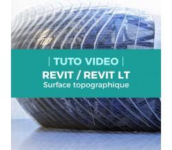 Surface topographique - Revit LT