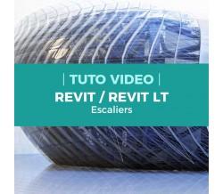 Escaliers - Revit LT